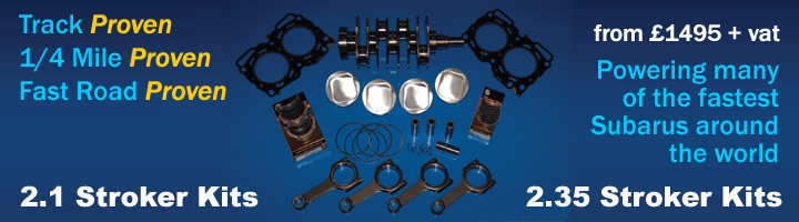 Lateral Performance Stroker Kits